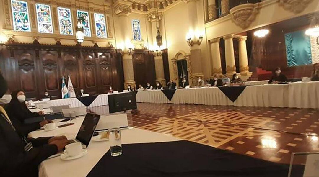Segunda Reunión del Gabinete de Desarrollo Social.