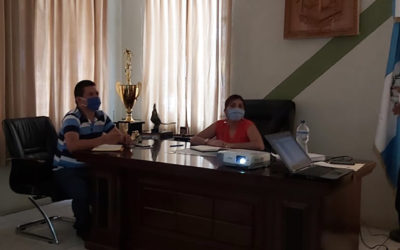 Asistencia técnica a Municipalidad de San Pedro Ayampuc.