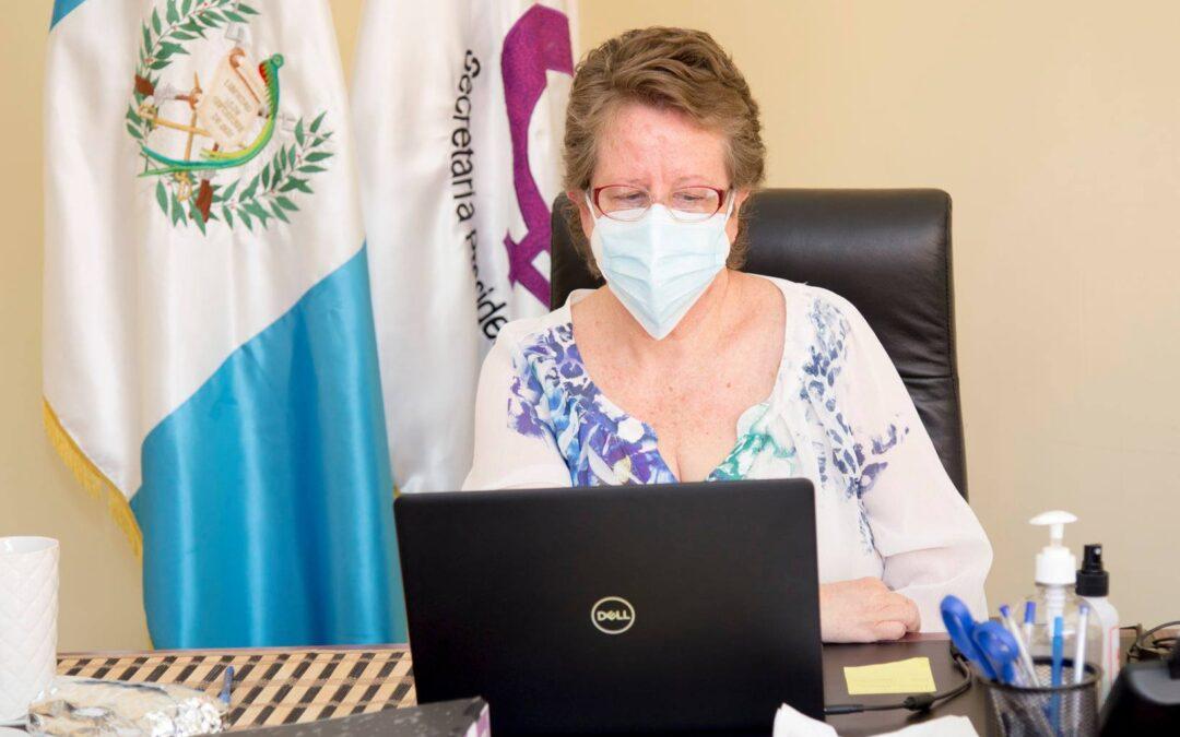 Tercera Reunión Ordinaria de la Coordinadora Nacional para la Prevención de la Violencia Intrafamiliar y contra las Mujeres CONAPREVI