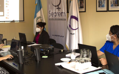 Cuarta Reunión Ordinaria de la Mesa Temática de Mujeres del Gabinete Específico de Desarrollo Social -GEDS-.