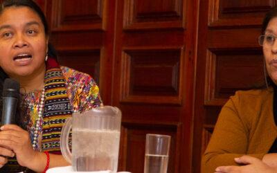 Seprem participó en Encuentro de Mujeres, Mayas, Garífunas, Xinas y Mestizas: Desarrollo rural un análisis desde la mirada de las mujeres y pueblos indígenas.