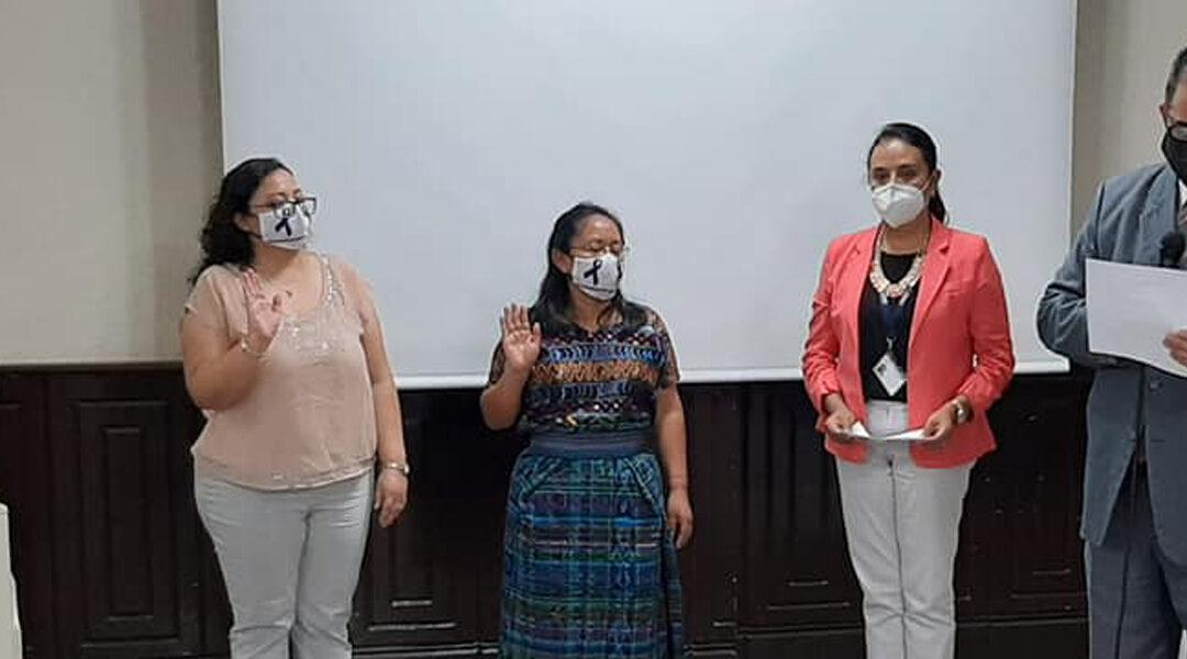 Elección de Representantes de Organizaciones de Mujeres, ante el Consejo Departamental de Desarrollo -CODEDE- en Guatemala.