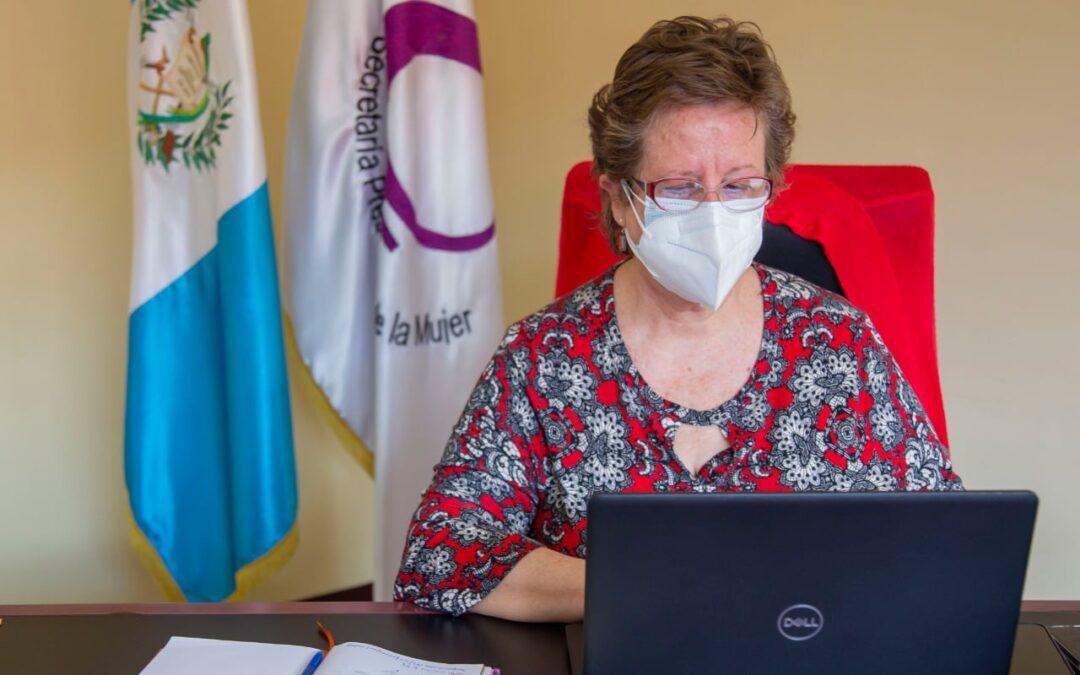 Reunión con representantes de Sindicato de Trabajadoras Domésticas, Similares y a Cuenta Propia Sitradomsa