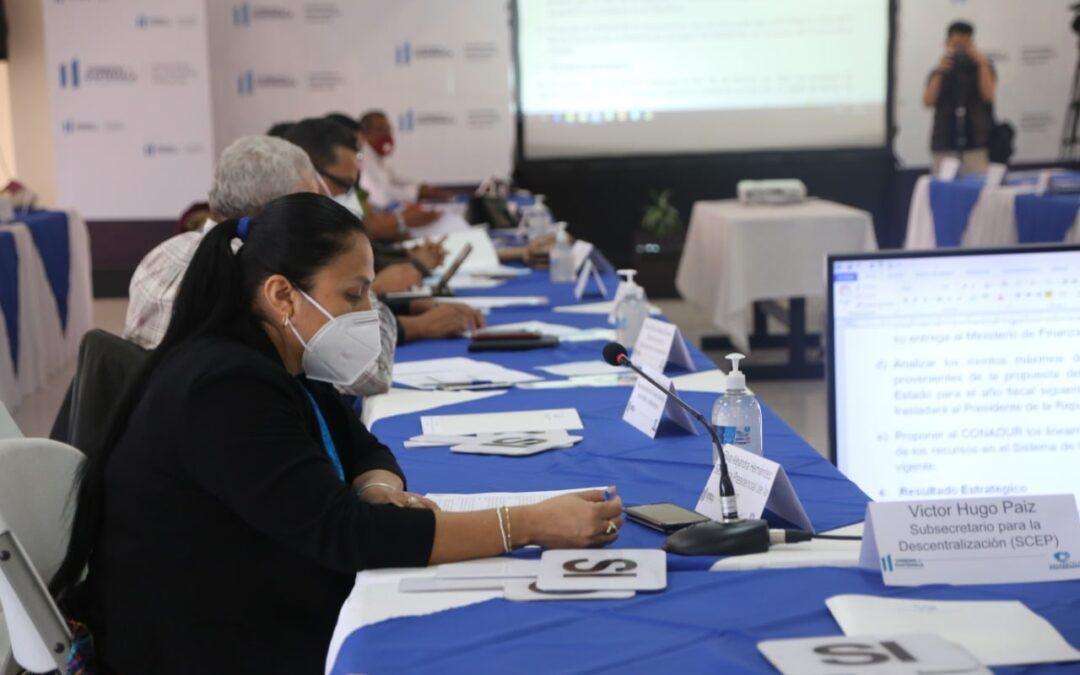 Reunión de trabajo de la Comisión de Análisis de Presupuesto y Política fiscal